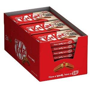 现价€8.54(原价€15.6)雀巢巧克力威化24包特价 一口一口停不下来