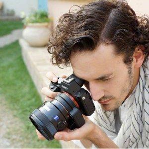现价£719(原价£1549.99)Sony 索尼 a7 全画幅微单相机