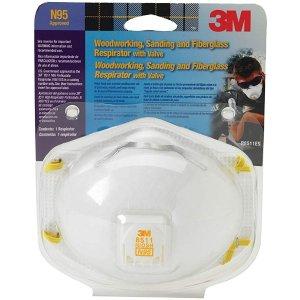 3M Pro 8511 N95级别口罩1枚