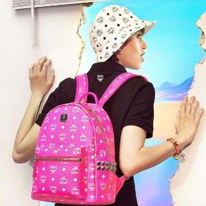 30% Off + Free Gift CardBloomingdales MCM Handbags on Sale