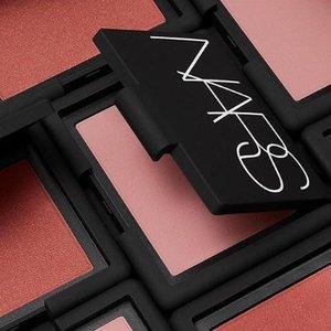 7.8折 收人气裸光蜜粉NARS 全线彩妆热卖 高潮系列让你秒变少女 S家永不打折的红点品牌