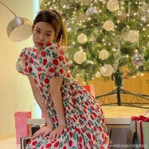 5折起 €143收封面Jennie同款Ganni官网 冬季大促 针织开衫、连衣裙、毛衣泰迪熊等超低价