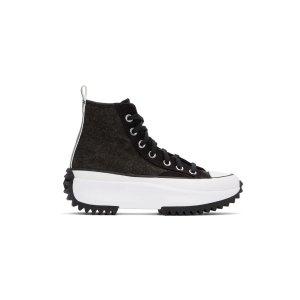 Converse厚底鞋