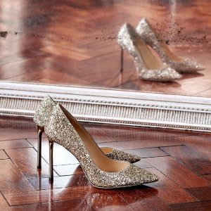 Up to $300 Off with Jimmy Choo Women Shoes Purchase @ Saks Fifth Avenue