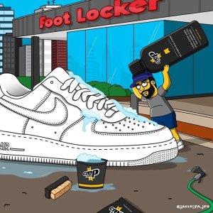 低至5折Foot Locker Nike专区 最潮最in来这里找 双钩流行元素大集结
