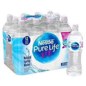 支持送货Nestle Pure Life 矿泉水 710mlx12瓶