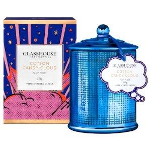 Glasshouse Fragrances返券$15+送洗手液Fairy Floss 香氛 350g
