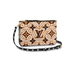 Louis Vuitton断货快!LV Crafty 斜挎包