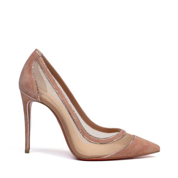 红底高跟鞋