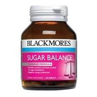 $9.99(原价$21.99)解压解疲劳Blackmores 澳佳宝血糖平衡片 90片  维持健康血糖与能量水平