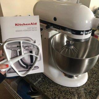 ✨The best way to use Kitchenaid,厨宝kitchenaid厨师机