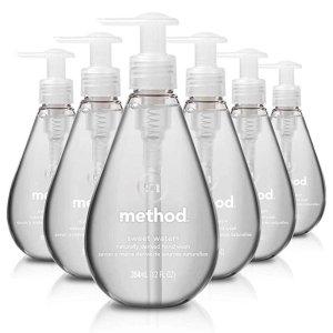 Method洗手液 12盎司 6瓶