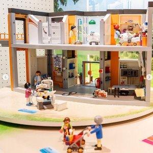低至7.5折Playmobil 德国儿童拼装玩具情人节促销 宠物中心上新就打折