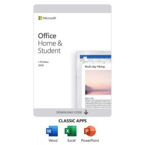 Microsoft Office Home and Student 2019 1 Person