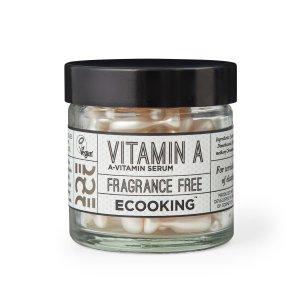 EcookingCapsules with vitamin A serum | 60 capsules → Ecooking.com
