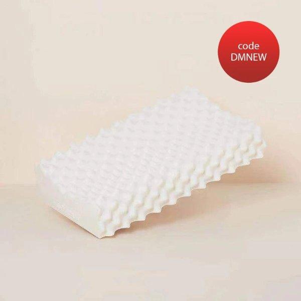 93%泰国天然乳胶枕2件 合$38/件
