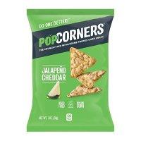 POPCORNERS 玉米片 辣味 40包装