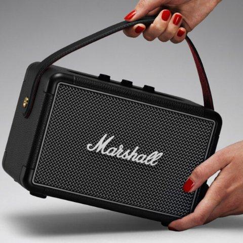 5.5折 不死的摇滚精神Marshall 蓝牙音箱热促 好价收Kilburn II