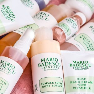 全场7.5折 €11收祛痘洁面水Mario Badescu 油痘肌挚爱护肤热促 收净痘小粉瓶、舒缓面膜