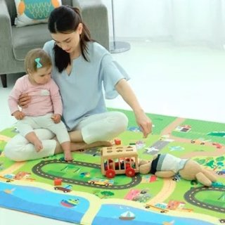 50% OffBabyCare Kids Playmat Sale