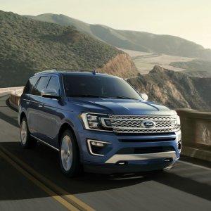 罕见8折 新车可省$12,442三排座SUV Ford Expedition 家用大福特巨额优惠