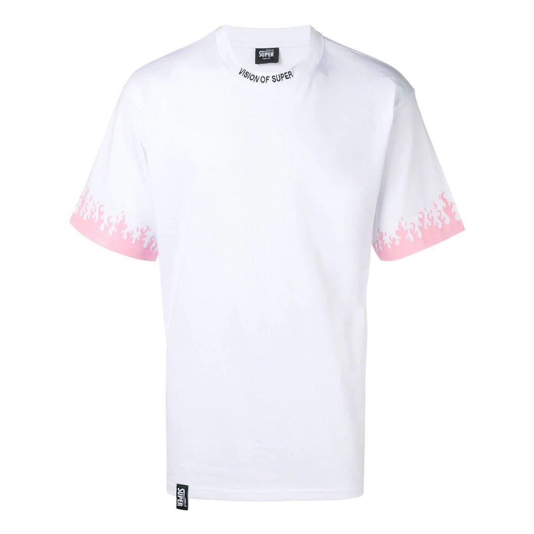 flame 男士T恤