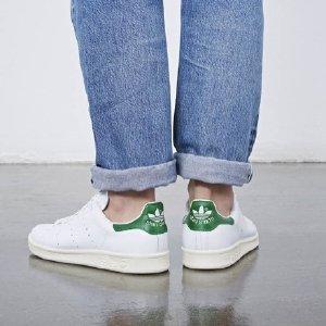 全场7折起 绿尾小白鞋$105收Adidas 精选爆款Stan Smith、Crazy、 Prophere系列热卖