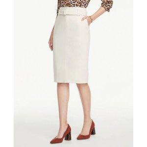 Ann Taylor买3件以上享额外8.5折半身裙 2色选