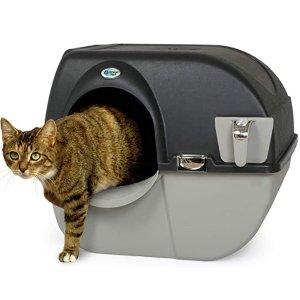 Omega Paw 滚动清洁猫砂盆