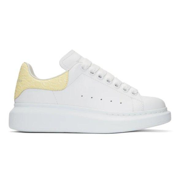 黄尾小白鞋