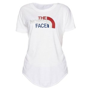 The North FaceWomen's Americana Tri-Blend Track Short-Sleeve Tee