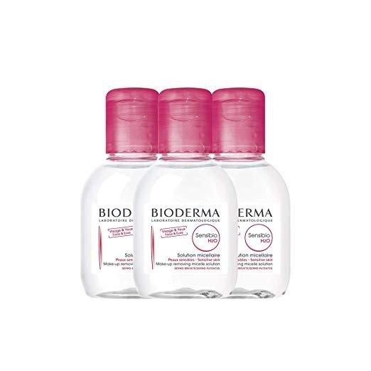 3瓶装卸妆水