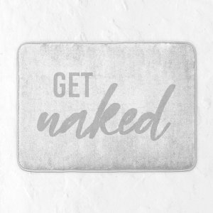 Get Naked  防滑垫