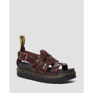 TERRY皮凉鞋
