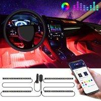 Govee 车内智能RGB 氛围灯带 系统