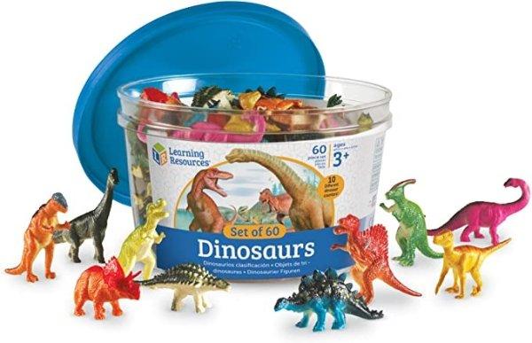 恐龙模型60个