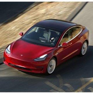 纯电动车时代真的要来了Tesla Model 3打破记录 登顶全年电动车销量王