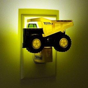 $2.33白菜价:Meridian LED 倾卸卡车小夜灯