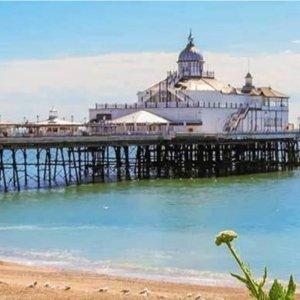 3.3折 £39起 含早餐伊斯特本海滨酒店度假套餐 双人或家庭出行好去处