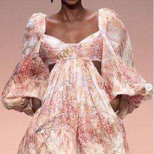6折起!€325收印花上衣Zimmermann 澳洲仙女品牌大促 解锁仙女都爱的美裙