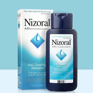 $11Nizoral AntiDandruff Shampoo 7-Ounce Bottles