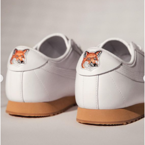 Puma狐狸小白鞋