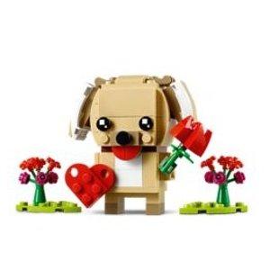 小小砖块表情义 满额送2份礼LEGO官网 细数适合做情人节礼物的乐高套系