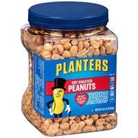 Planters 盐焗花生粒 34.5 Ounce 3罐装