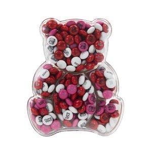 可个性化定制小熊礼盒巧克力豆