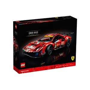 Lego法拉利 488 GTE AF赛程#51 42125