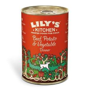 牛肉蔬菜罐头(400g)
