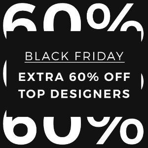 Extra 60% OffBlack Friday @ YOOX