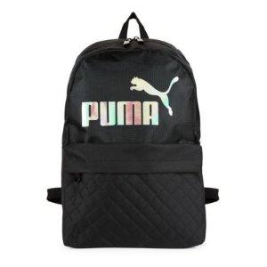 Puma彩虹 Logo背包