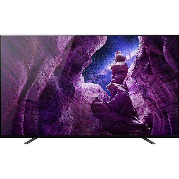 "A8H 55"" BRAVIA OLED 4K HDR 智能电视"